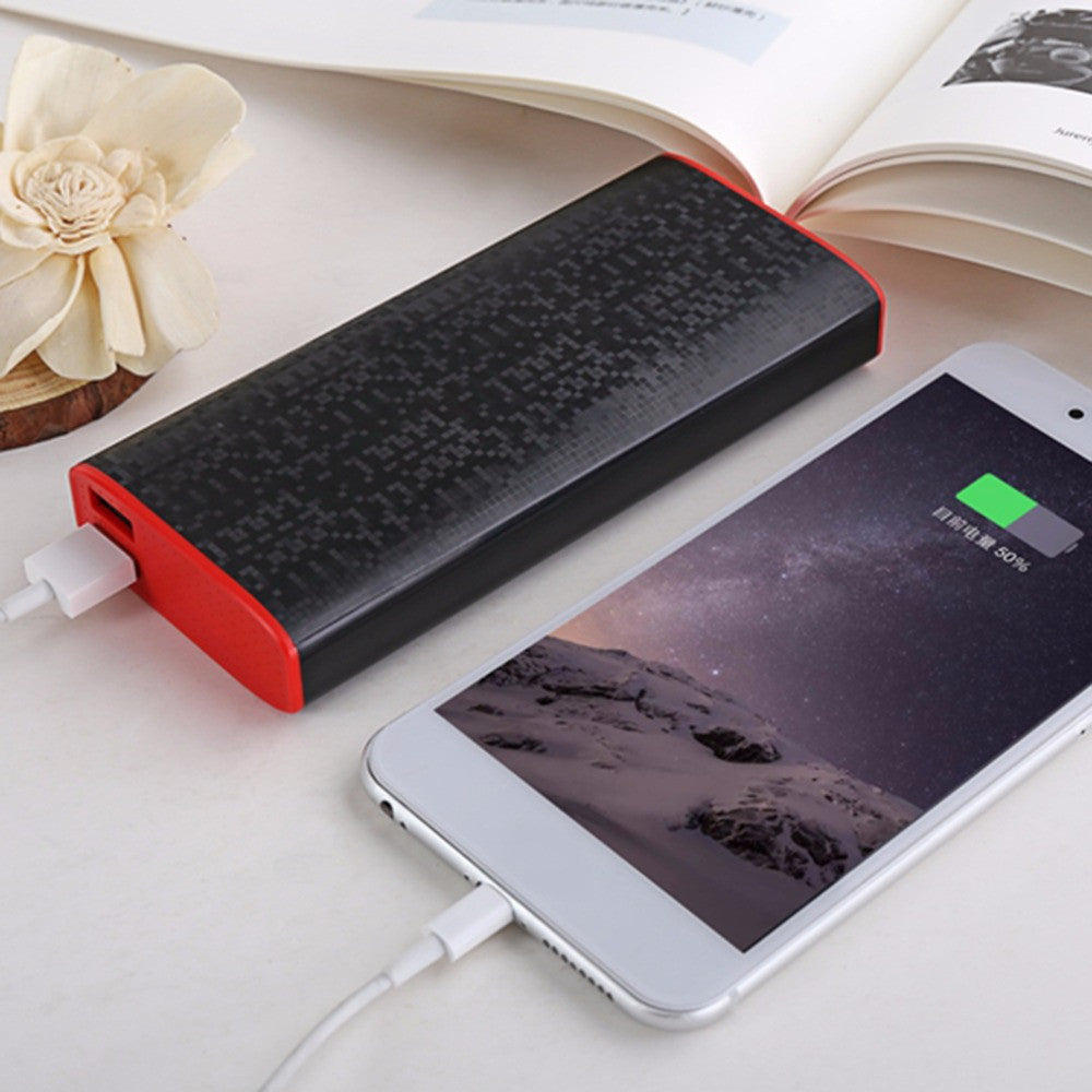 Power Bank 10000mah External Battery Charger Powerbank For All Mobile Phones Portable Charger - Spinner-Gadget