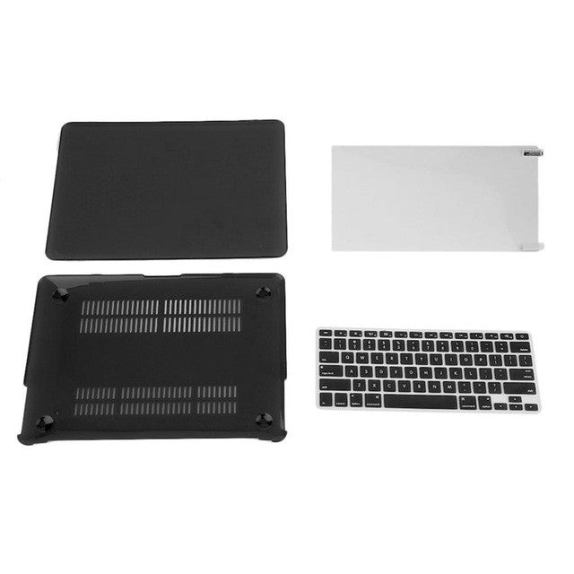 Thin Solid Cover Notebook Full Coverage Laptop Sleeve Case - Spinner-Gadget