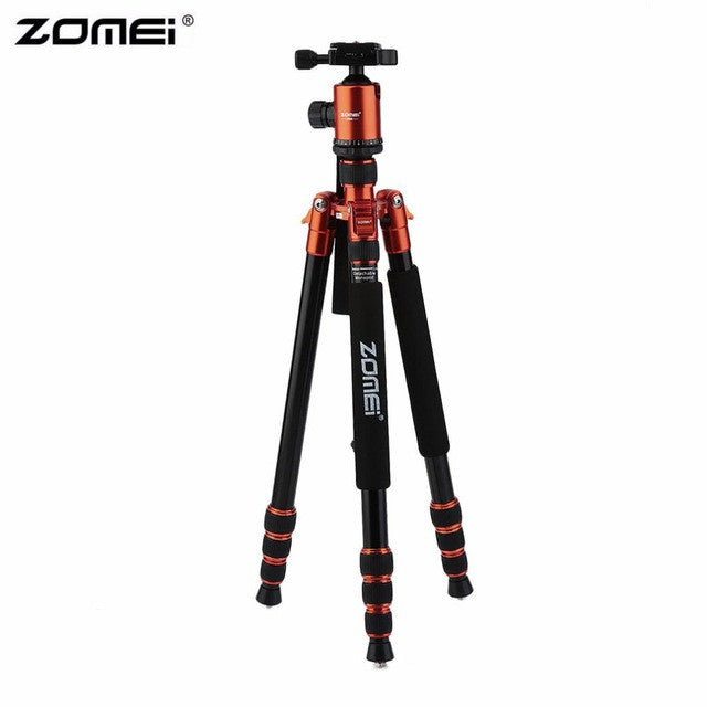 Zomei Z888 Portable Stable Magnesium Alloy Digital Camera Tripod Monopod Ball Head For Digital SLR DSLR Camera Drop Shipping - Spinner-Gadget