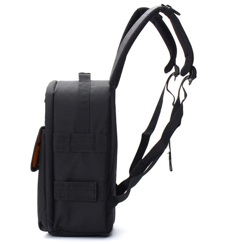 Large Capacity Waterproof Photography Camera Video Bag DSLR Camera Backpack Soft Photo Bag For Nikon For Canon SLR Camera Lens - Spinner-Gadget