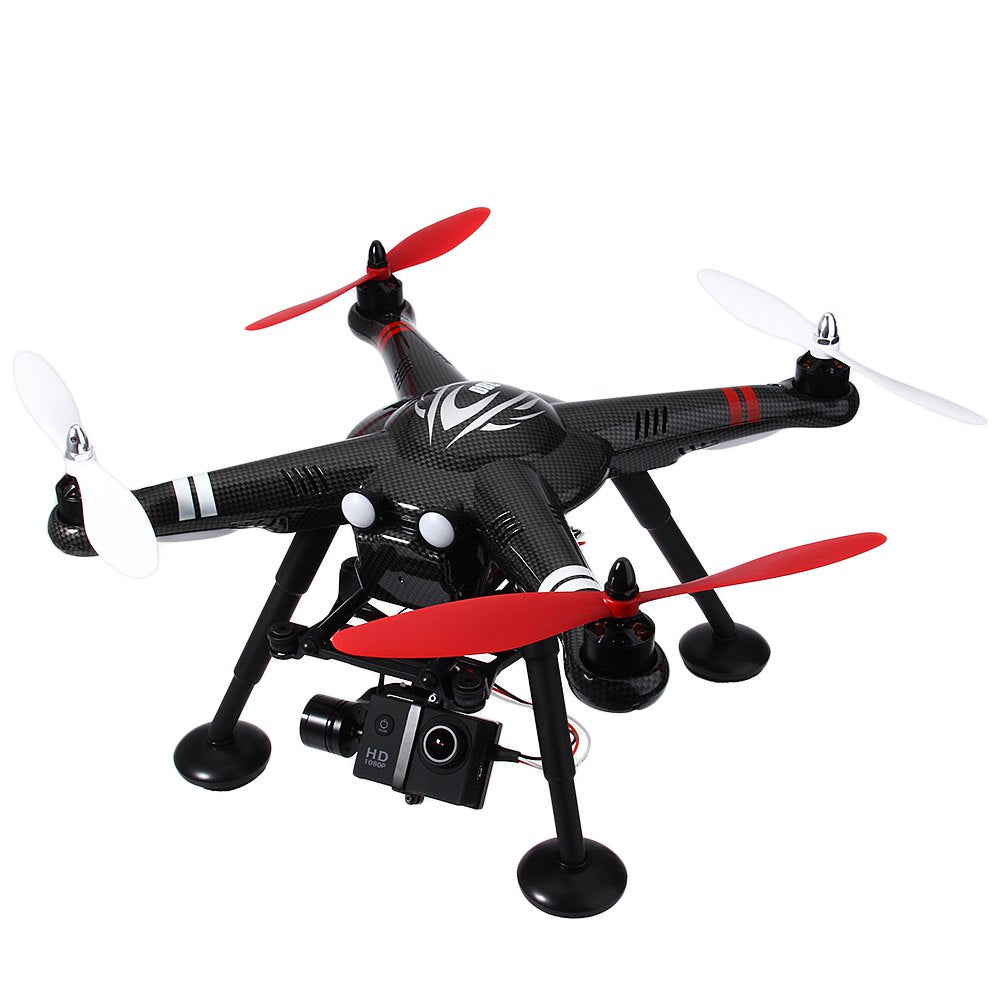 XK X380 - C Top-level Configuration RC Drones GPS FPV Headless Mode RC Quadcopter RTF with 1080P HD Camera and 2-axis Gimbal - Spinner-Gadget