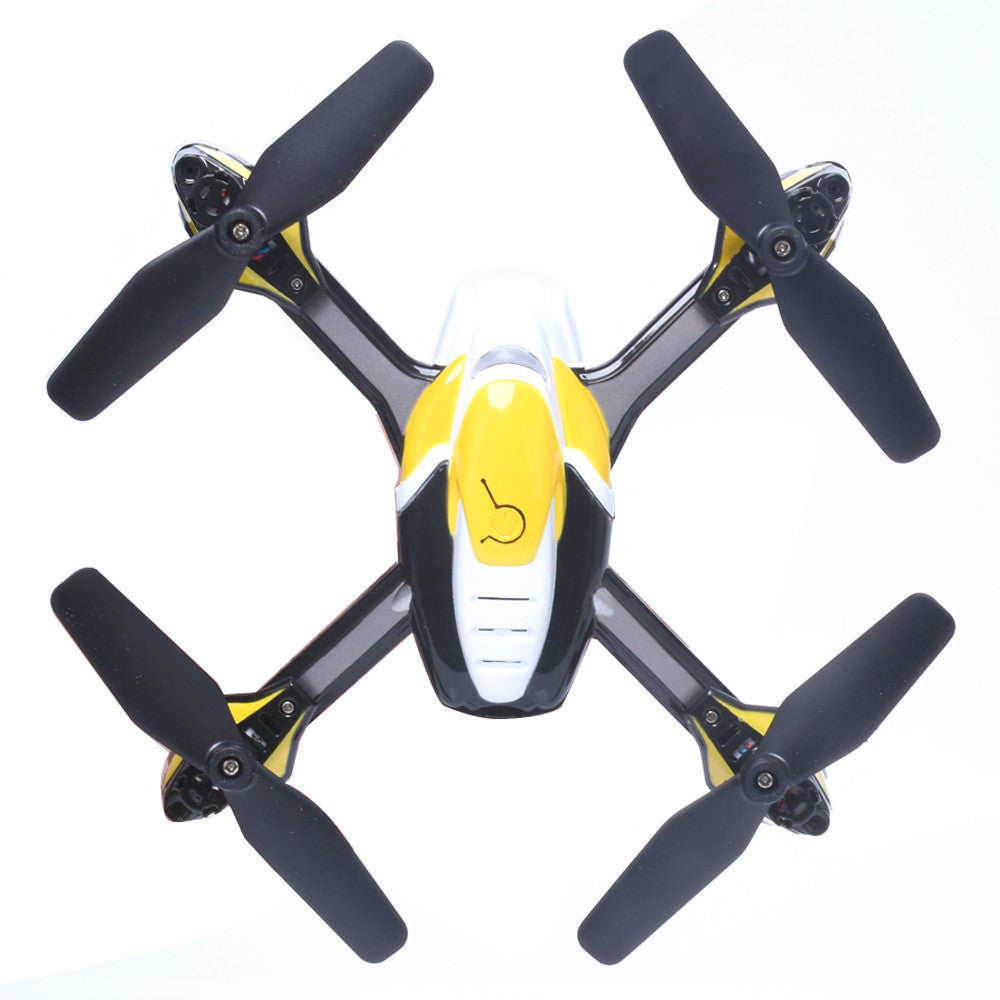KAIDENG PANTONMA K90 2.4G 4CH 6Axis Gyro RC Quadcopter Drone UFO+ 2MP Camera LOT Mini Drone - Spinner-Gadget