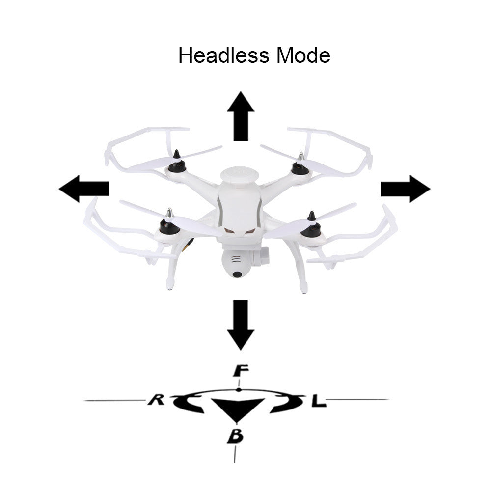 Mini Drone AOSENMA CG035 Brushless Double GPS 5.8G FPV1080P Gimbal Camera Quadcopter Drone RC helicopter - Spinner-Gadget