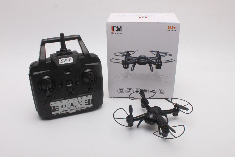 Mini Drine DM003 Drone 2.4G 4CH 6-Axis Mini RC Gyro Quadcopter Helicopter No Camera Helicopter RC Drone flyer - Spinner-Gadget