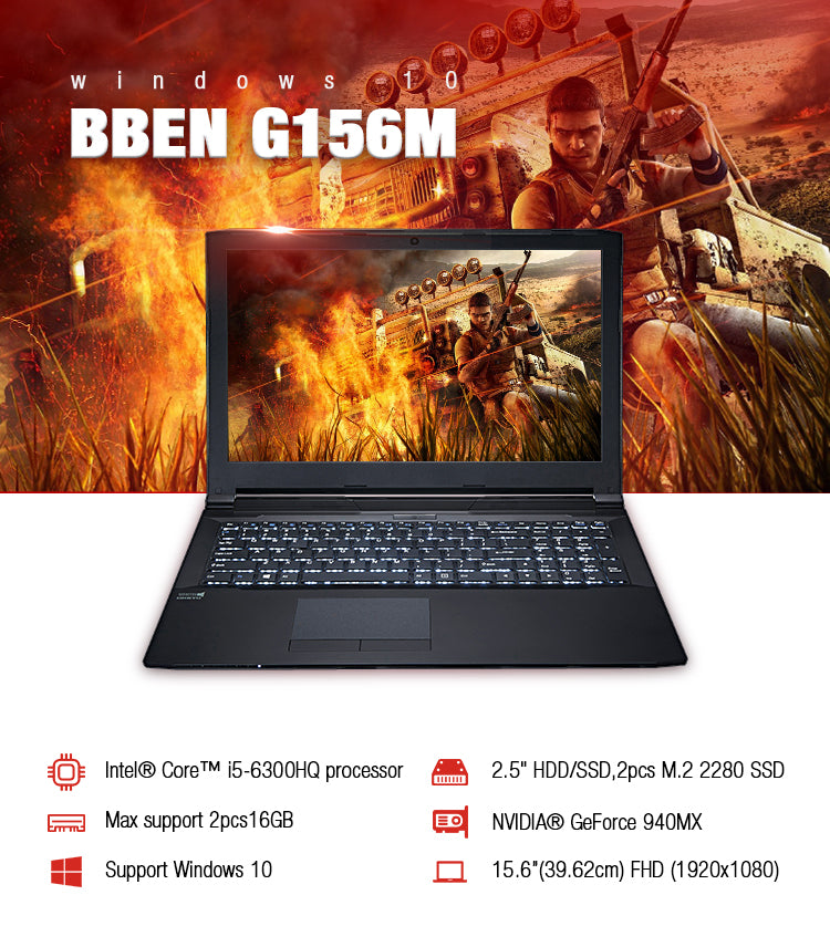 Laptop Gaming Computer