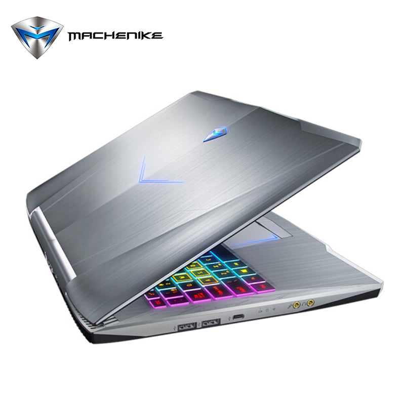 "Machenike Gaming Laptop F117 Si2 Spirit Notebook 15.6"" Intel i7-7700HQ Quad Core GTX1050Ti 4G Dedicated Card 8G RAM PCIE256G SSD - Spinner-Gadget"