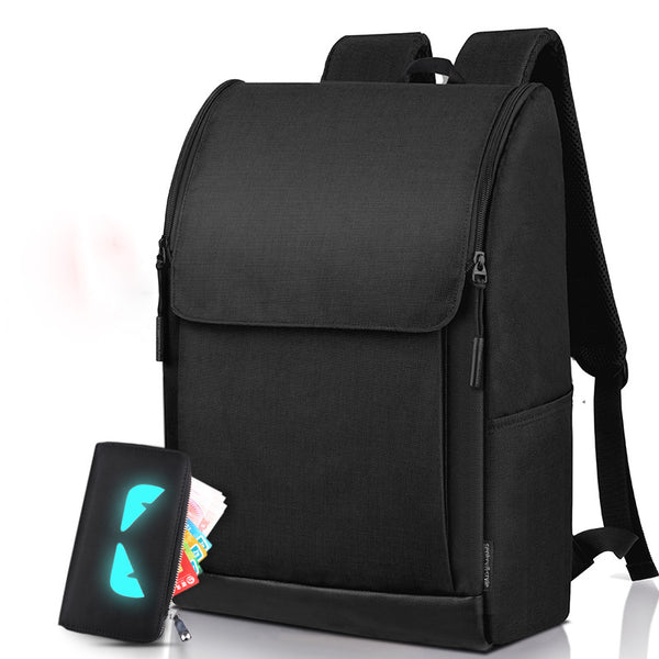 Raged Sheep Anti-thief USB charging 17 inch laptop backpack Men Waterproof Backpack school Bag Capacity Casual Style Bag - Spinner-Gadget
