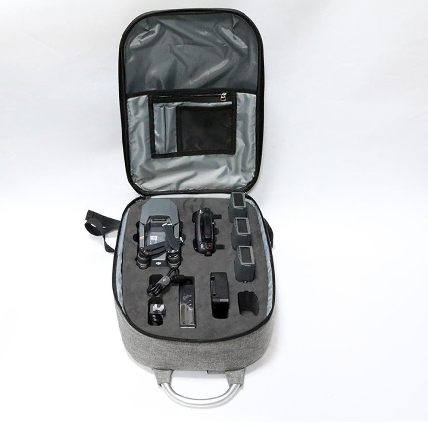 Hard Shell Carrying Backpack bag Case Waterproof Anti-Shock For DJI Mavic Pro Drone accessories #20 - Spinner-Gadget