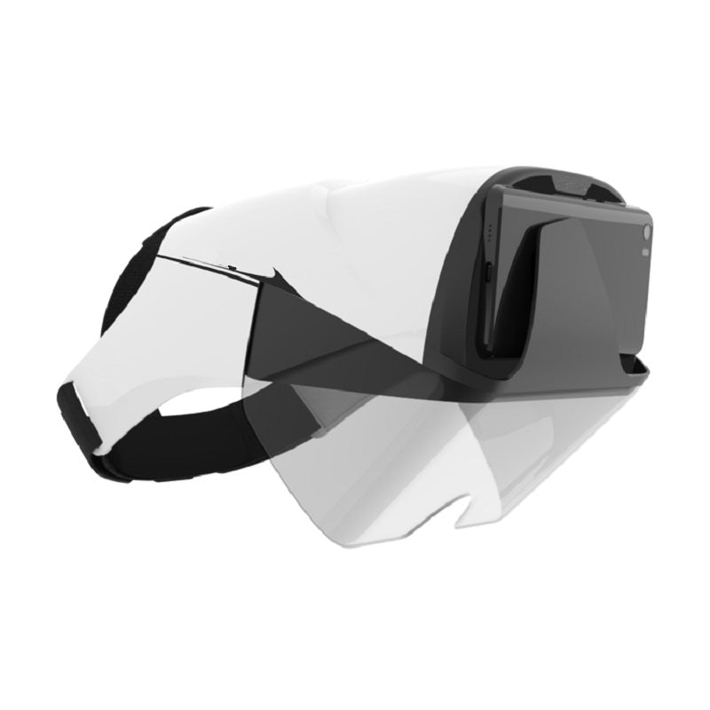 AR Augmented Reality Glasses Holographic Intelligent Products AR Head Display Helmet VR Game Content - Spinner-Gadget