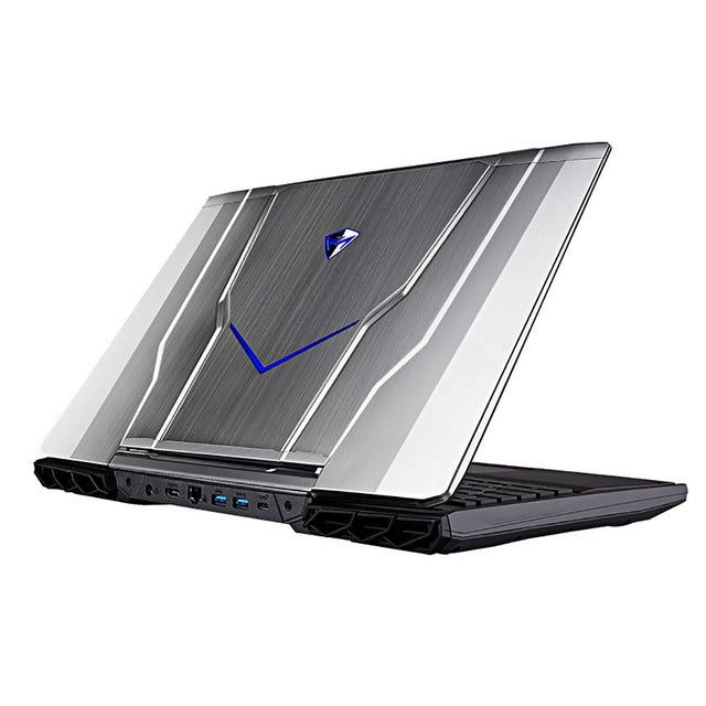 "Machenike F117-F2U Laptop Intel Core i7-7700HQ 15.6"" 1080P IPS Aluminum Metal Gaming Notebook GTX1050 4GB GDDR5 HDD 1TB RAM 8GB - Spinner-Gadget"
