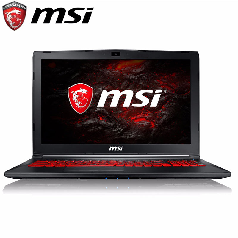 MSI GL62M 7RDX-1642CN 15.6 inch Windows 10 Home Gaming Laptop Intel Core i5-7300HQ Quad Core 2.5GHz 8GB RAM 1TB HDD HDMI Type-C - Spinner-Gadget