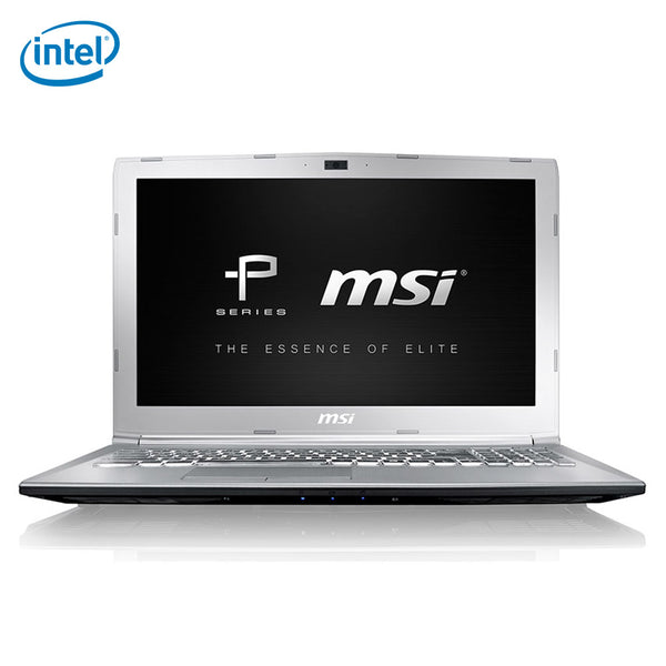 MSI PL62 7RC - 005CN 15.6 inch Windows10 Home Gaming Laptop  Intel Core i7-7700HQ Quad Core 2.8GHz 4GB RAM 1TB HDD HDMI Type-C