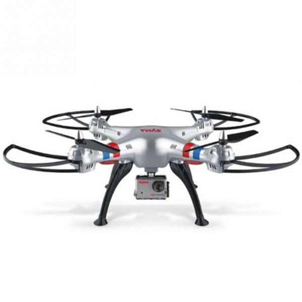 Syma X8G Fly Gyro RC Quadcopter 2.4Ghz 6-Axis Drone UAV RTF UFO 8MP HD Camera Aerial photography
