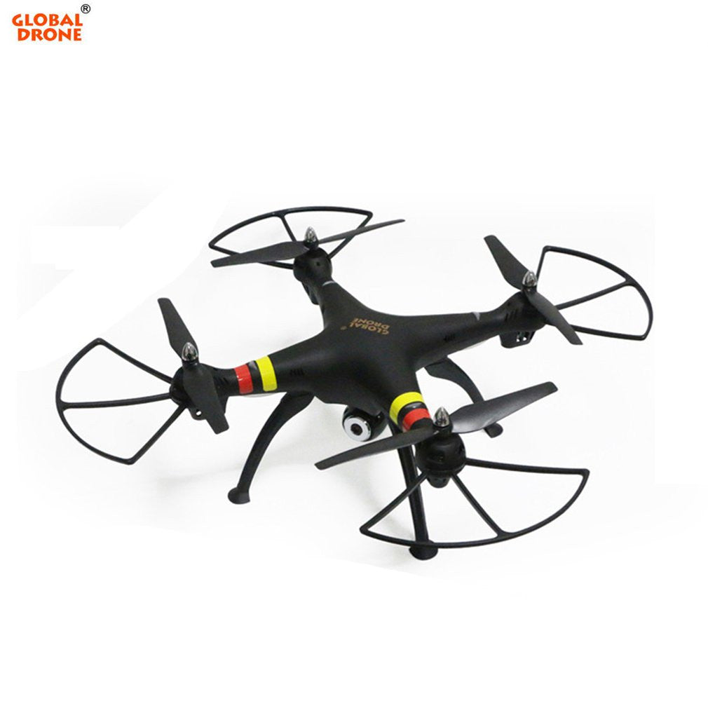 Mini Portable 4-Axis Aircraft Aerial UAV Stabilized FPV Remote Control Quadcopter With Camera - Spinner-Gadget