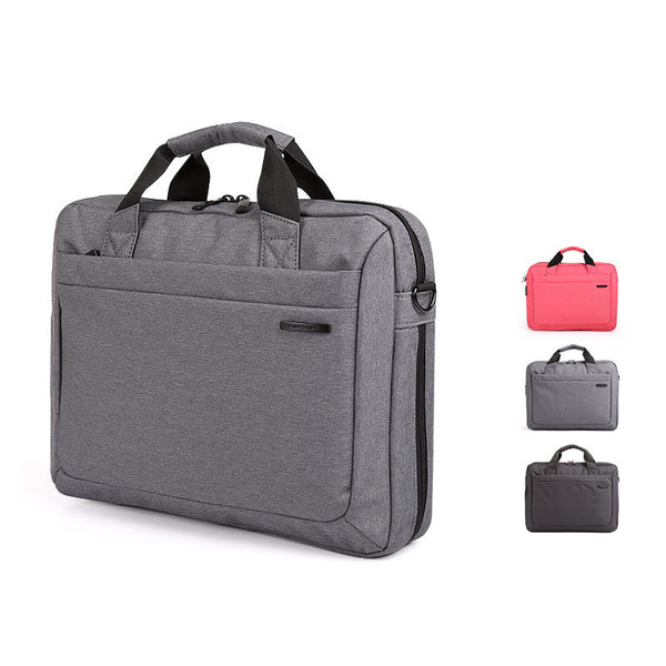 Waterproof Crushproof 12.1,13.3,14.1,15.6 inch Notebook Computer Laptop Bag for Men Women Briefcase Shoulder Messenger Bag - Spinner-Gadget