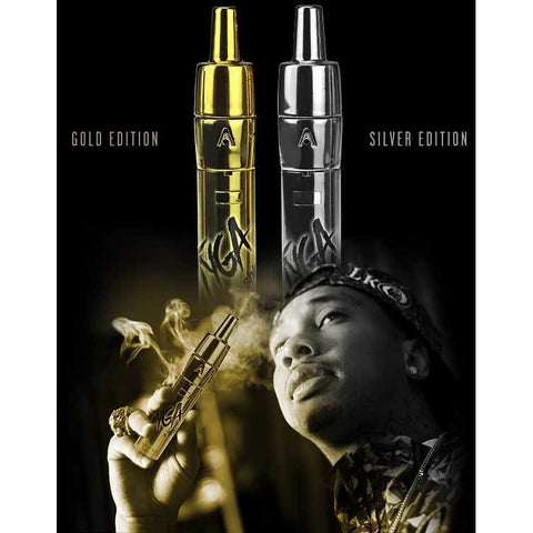 ***NEW*** ATMOS TYGA x SHINE KILN RA KIT SILVER & GOLD EDITION-AUTHORIZED DEALER