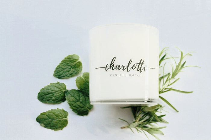 ROSEMARY + MINT - Charlotte Candle Company