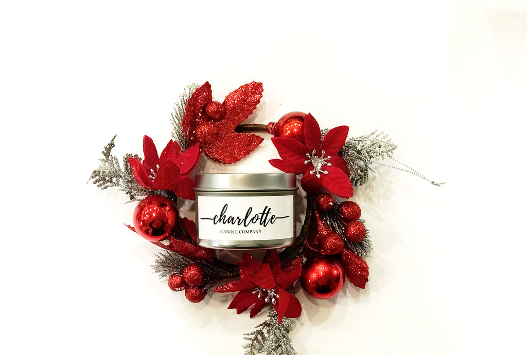 HOLLY BERRY - Charlotte Candle Company