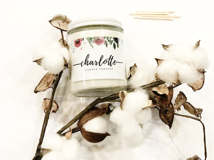COTTON - Charlotte Candle Company