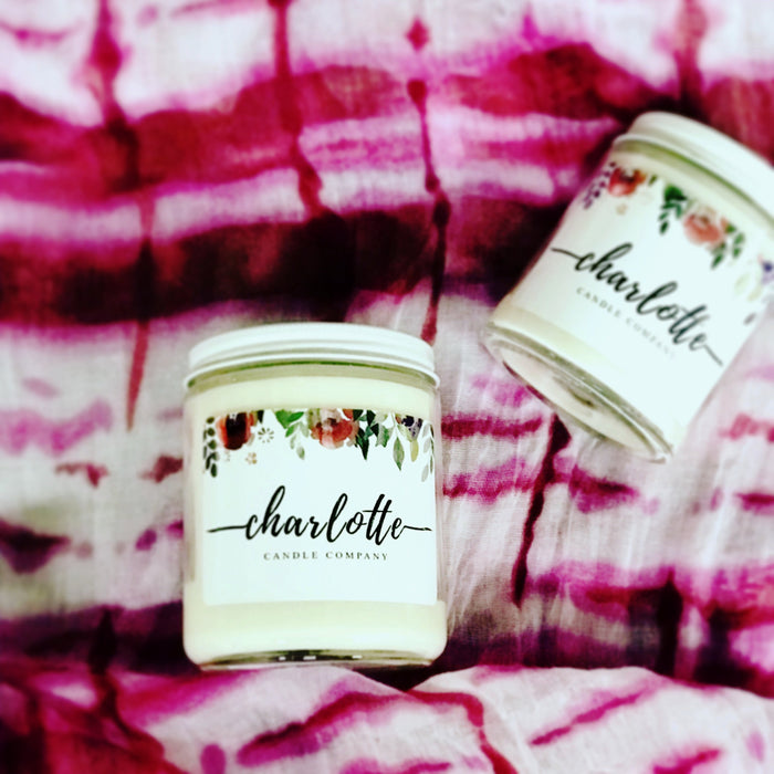 PATCHOULI - Charlotte Candle Company