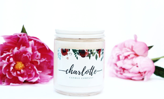 POMEGRANATE - Charlotte Candle Company