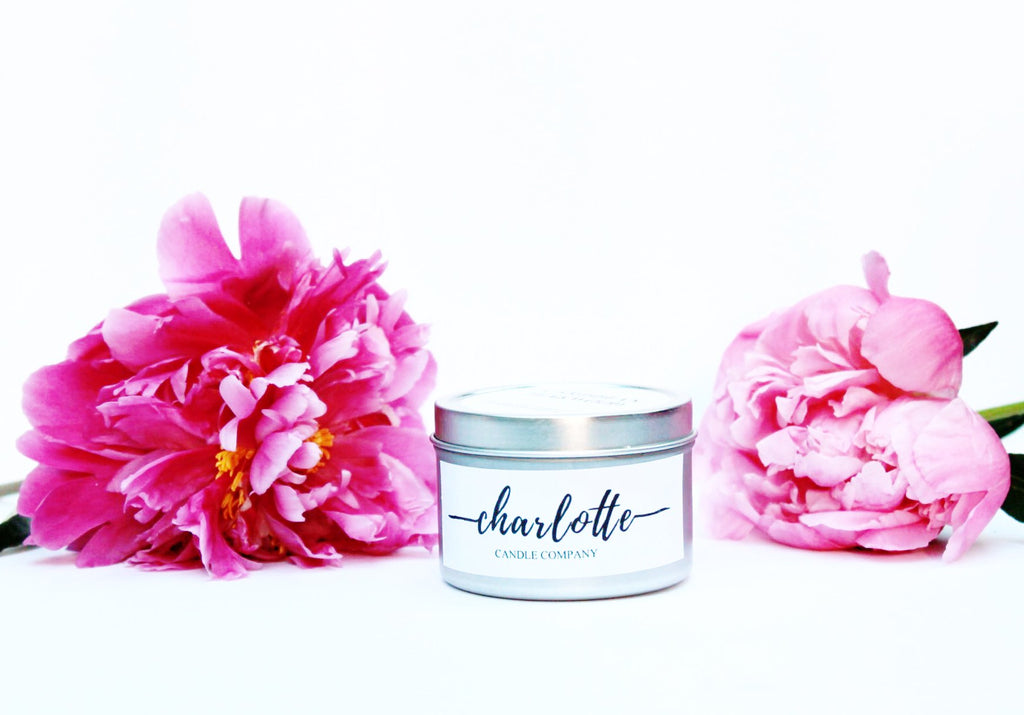 PEONY PETALS - Charlotte Candle Company