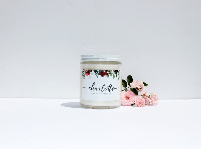 STRAWBERRY SHORTCAKE - Charlotte Candle Company