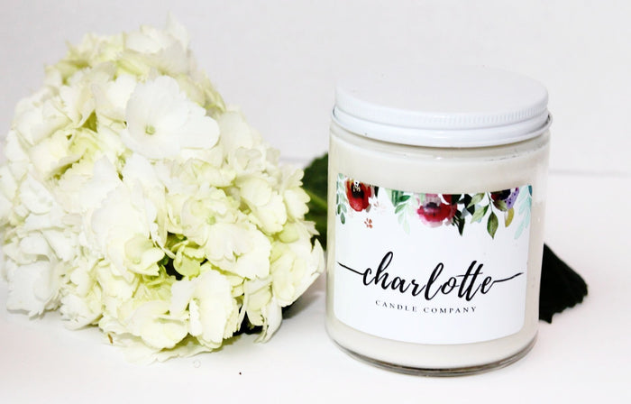 WHITE TEA - Charlotte Candle Company