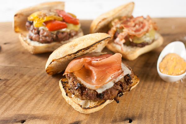 3 Italian Burgers to Serve this Father's Day