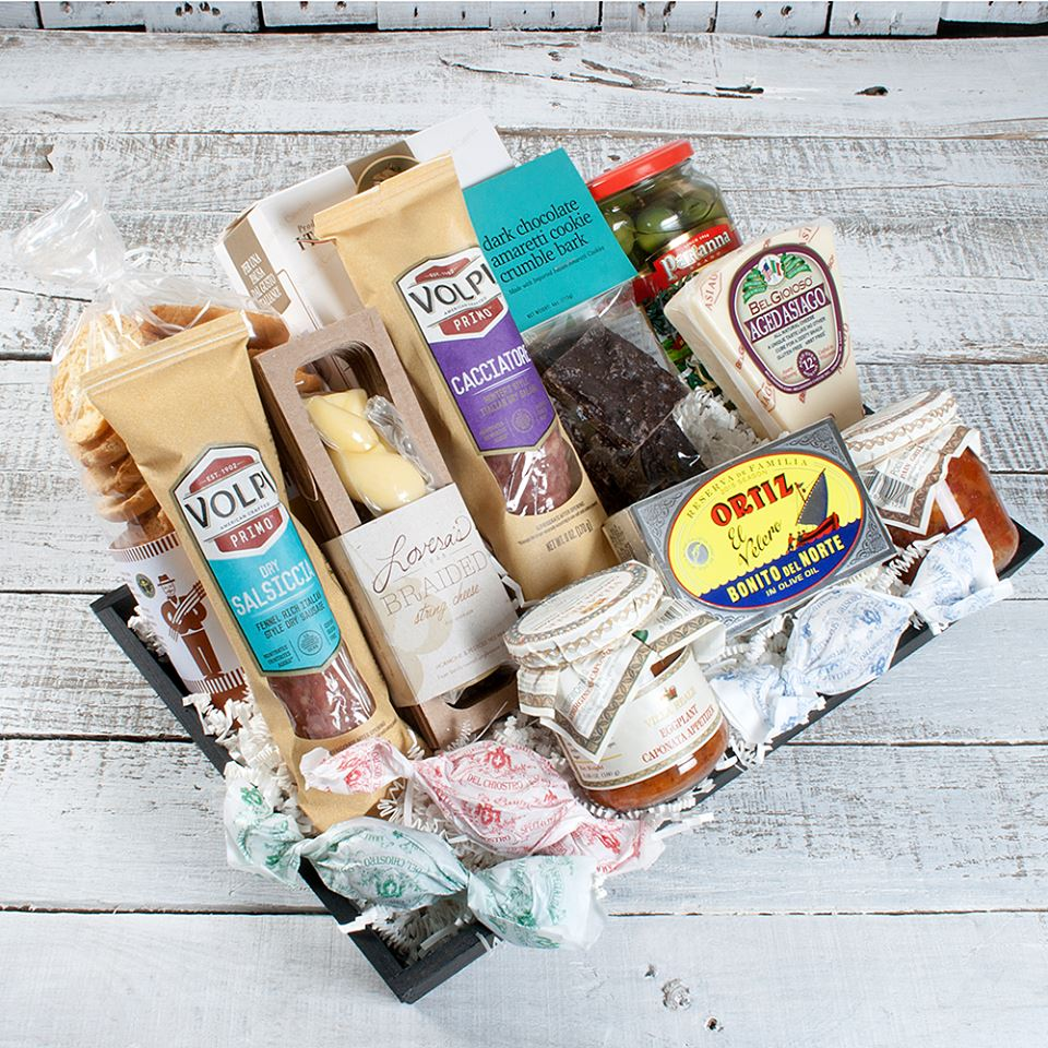 Gourmet italian food and gift baskets ditalia fine italian imports give the gift of italy negle Gallery