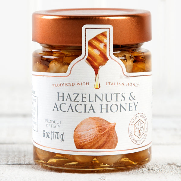 Hazelnuts & Acacia Honey - 6 oz