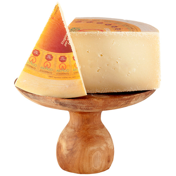 Asiago d'Allevo (Aged 1 Year) - 8 oz. wedge