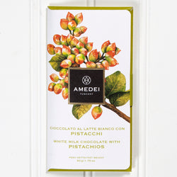 "Pistacchi ""Pistachio"" White Chocolate Bar - 50 gr"