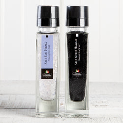 Hawaiian and Persian Blue Salt Set