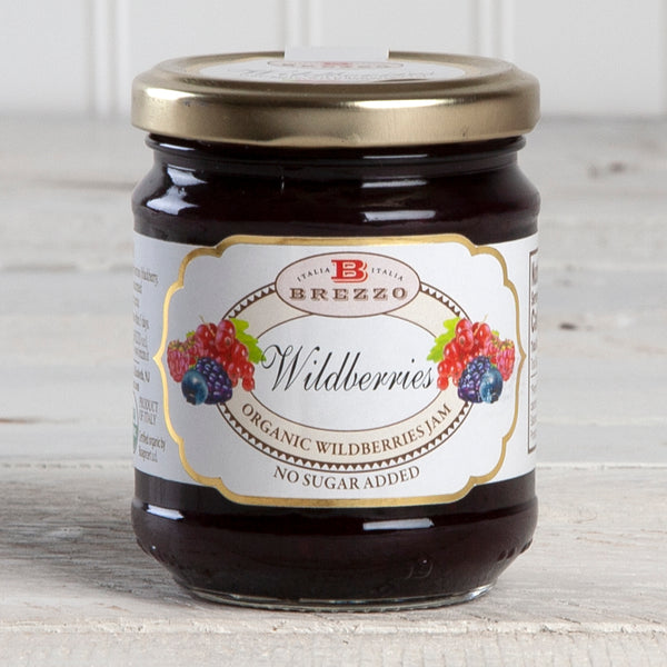"Organic Frutti di Bosco ""Wildberries"" Jam - 7.4 oz"