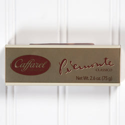 Piemonte Gianduia Bar with Roasted Hazelnuts - 2.65 oz