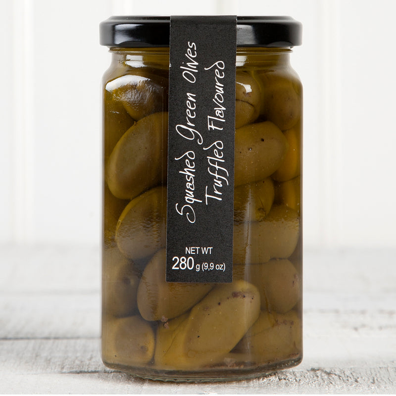 Green Olives w/ Truffles - 9 oz