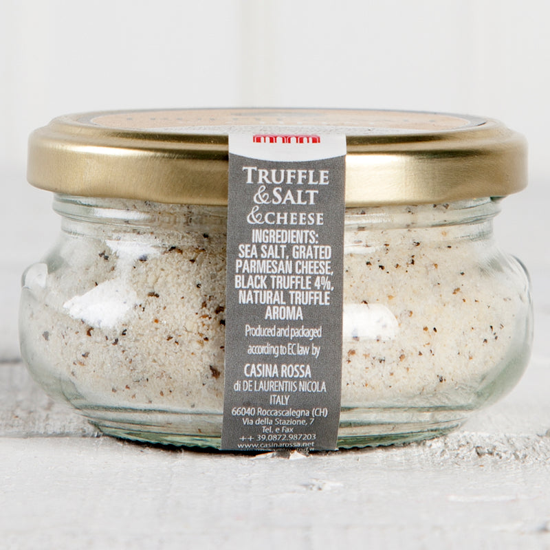 Truffle & Salt & Cheese (Truffle & Salt with Parmigiano Reggiano Cheese) - 2.8 oz