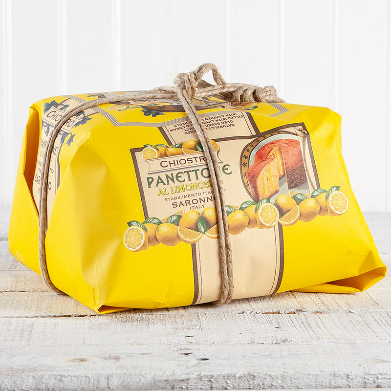 Panettone with Limoncello Cream - 26.5 oz