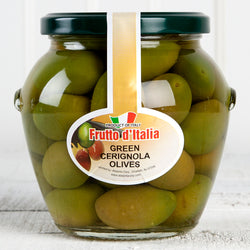 Green Cerignola Olives - 13oz