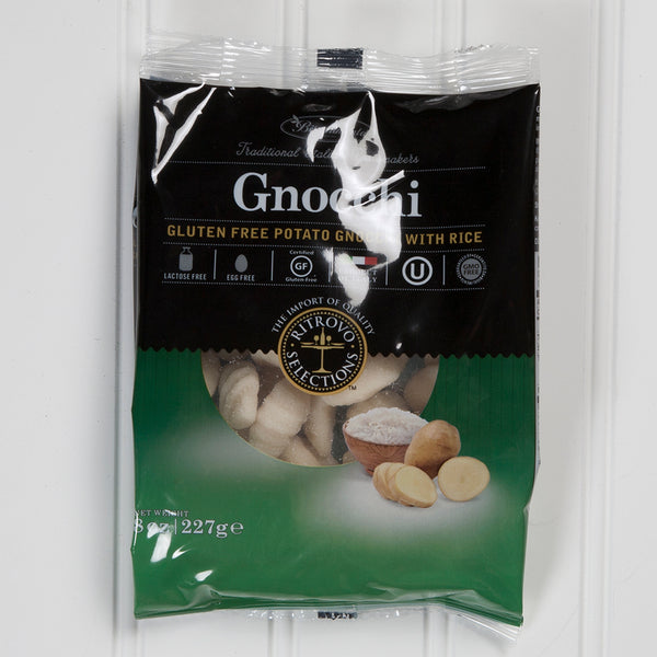 Gluten Free Quick-Cook Rice Gnocchi - 8.8 oz