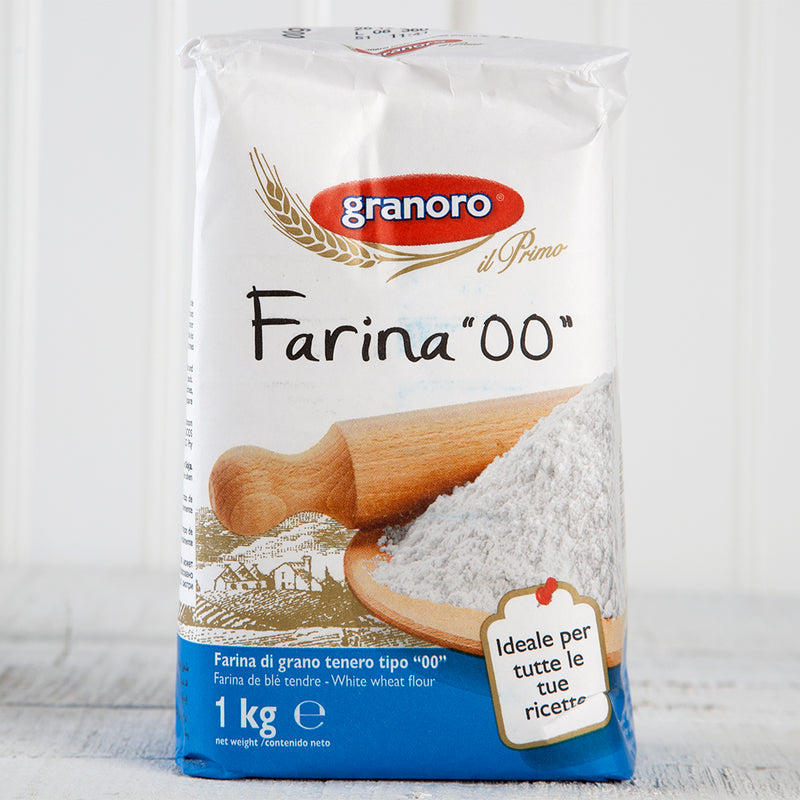 "Soft Wheat Flour ""Farina"" 00 - 2.2lb"