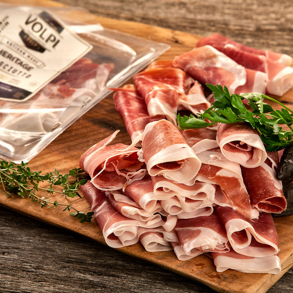 Sliced Heritage Prosciutto - 3 oz