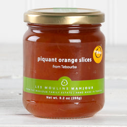 Piquant Orange Slices (Bitter Orange Marmalade) - 9.2 oz