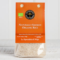 Organic Naturally Smoked Rice - 8.8 oz
