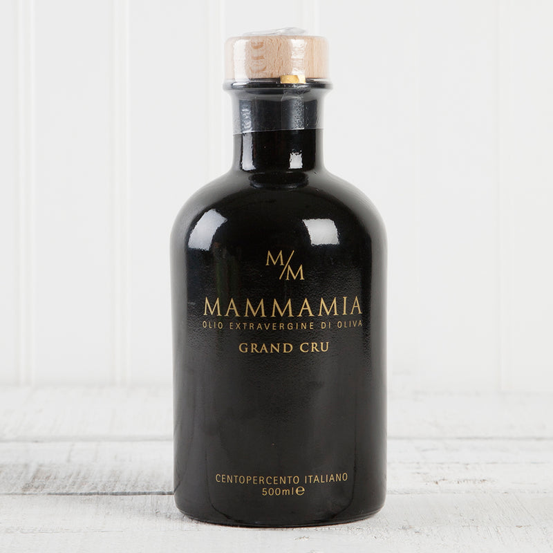 MammaMia Grand Cru Extra Virgin Olive Oil (Lazio) - 17 oz
