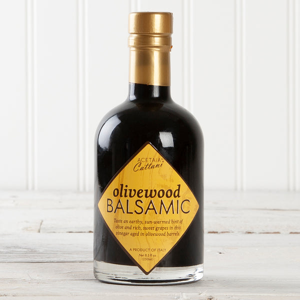 Olivewood Aged Balsamic - 8.5 oz