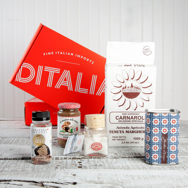 Italian Risotto Box | Set of 5