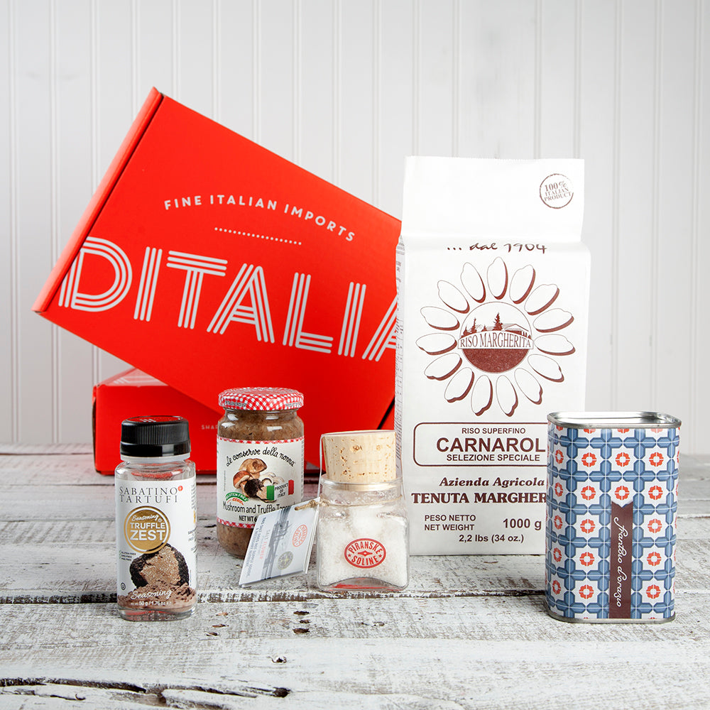 Italian Risotto Gift Box | Set of 5