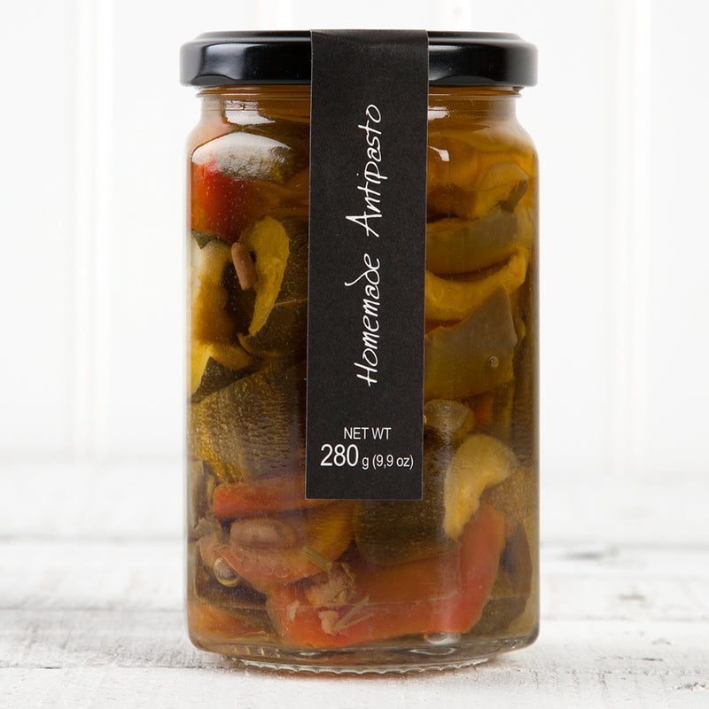 Homemade Antipasto Vegetables - 10 oz